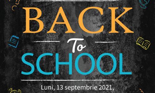 Deschiderea anului școlar 2021-2022